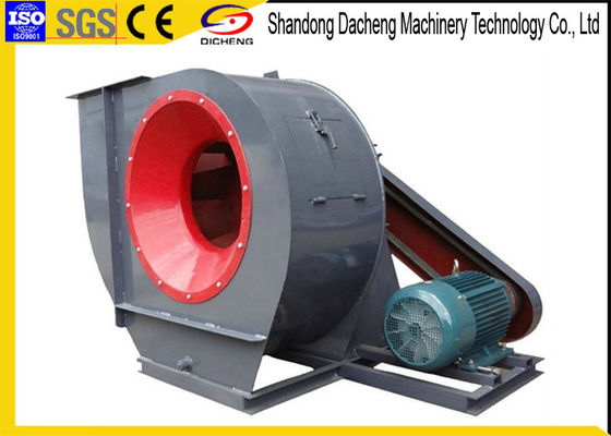 China Thermal Power Generation Centrifugal Air Blower , Air Industrial Centrifugal Extractor Fan supplier