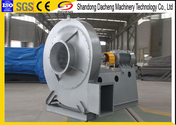 China Universal Centrifugal Exhaust Fan Blower / Boiler High Pressure Centrifugal Blower supplier