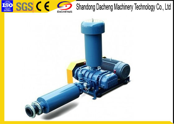 China Mining Ventilation Roots Type Blower / Oil Free Positive Displacement Air Compressor supplier