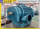 China Particle Conveying High Vacuum Blower / Light Weight Roots Air Blower supplier