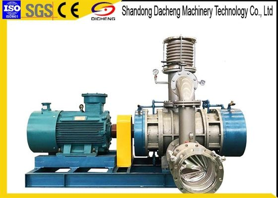China Chemical Industry High Pressure Roots Blower With Inlet Filter Silencer supplier