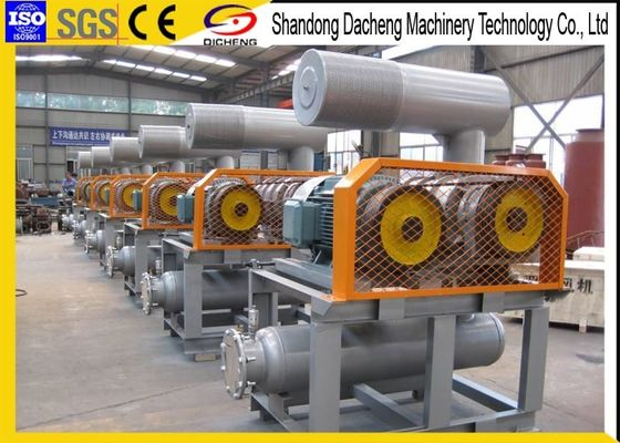 China Dissolved Air Flotation Twin Lobe Roots Blower With High Discharge Pressure supplier
