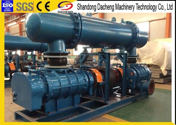 China Mining Exploitation High Pressure Roots Blower With Discharge Pressure Gauge supplier