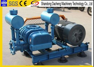 China Small Volume High Pressure Roots Blower For Pneumatic Powder Conveying supplier