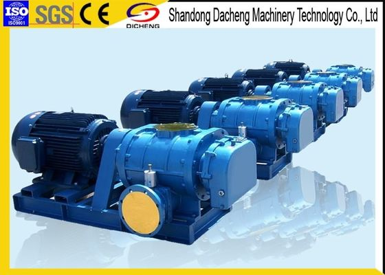 China High Speed Twin Lobe Roots Blower For Petrochemical And Cement Plant supplier
