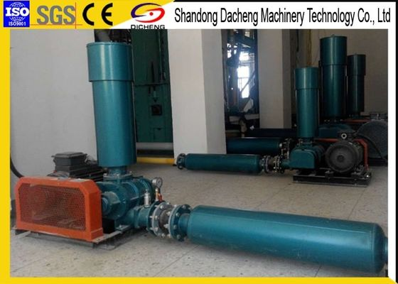China Air Delivery High Pressure Air Blower / Roots Rotary Lobe Blower 98Kpa supplier