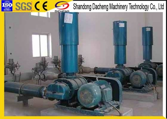 China Powder Conveying Twin Lobe Rotary Air Blower , Small Roots Type Blower supplier