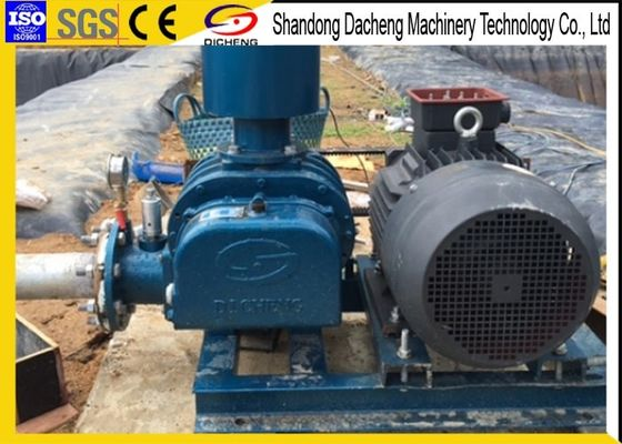 China Oil Free Conveying Positive Displacement Blower For Sewage Treatment Plant supplier