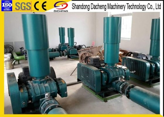 China DSR80G 2.55-3.07m3/min air delivery twin lobe roots blower supplier