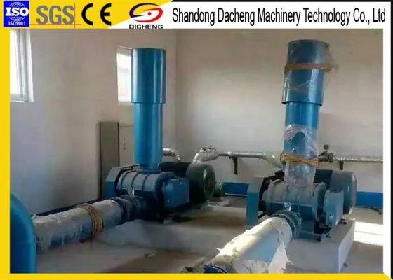 China DSR125 11.34-12.48m3/min metallurgy roots positive displacement blower supplier