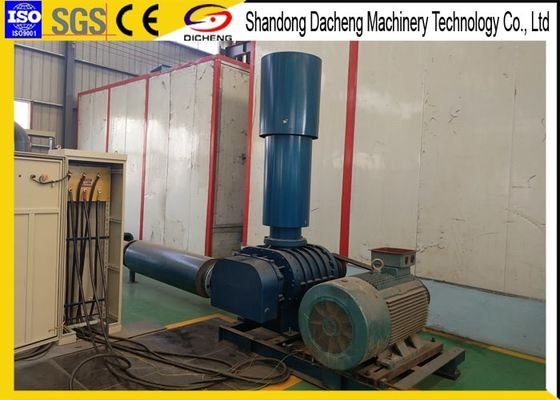 China DSR125A 8.77-10.43m3/min grain transportation roots positive displacement blower supplier