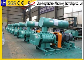 China DSR125A 10.35-12.00m3/min grain transportation roots positive displacement blower supplier