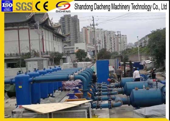 China DSR175 34.25-36.66m3/min chemical filter unit roots type air blower supplier