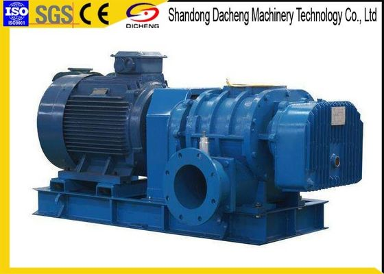 China Metallurgy Roots Positive Displacement Blower , Small Volume Roots Type Air Blower supplier