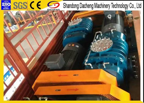 China Large Air Capacity Pneumatic Conveying Blower With Inlet Filter Silencer supplier