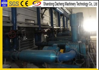China Belt Drive Pneumatic Conveying Blower For Wheat Cereals Transportation supplier