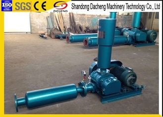 China Chemical Positive Displacement Air Blower / Small Wastewater Treatment Blowers supplier