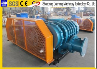 China Mining Ventilation Positive Pressure Blower / Clean High Pressure Roots Blower supplier