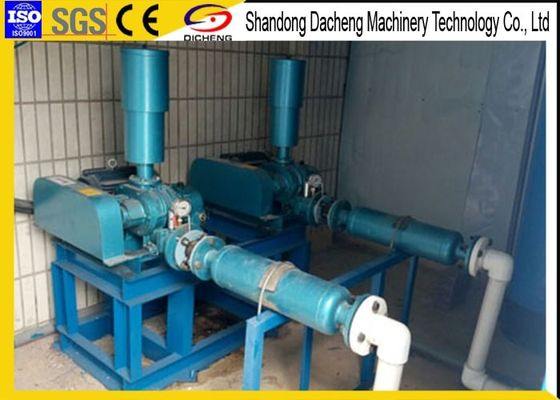 China Positive Displacement Twin Lobe Roots Blower For Metallurgical Plant supplier