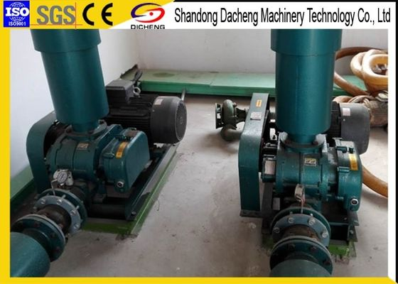 China Custom Made Twin Lobe Roots Blower For Outdoor Shrimp Farm 100-120m3/Min supplier