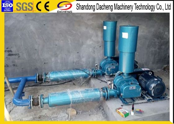 China Construction Simple Small Aeration Blower With Standard Suction State supplier