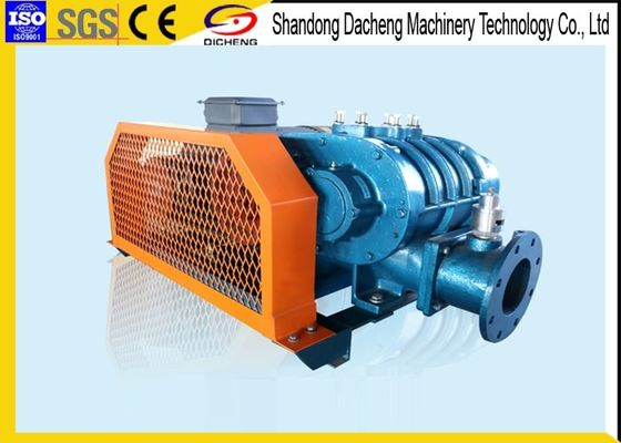 China High Speed Roots Rotary Lobe Blower , Small Positive Displacement Air Blower supplier