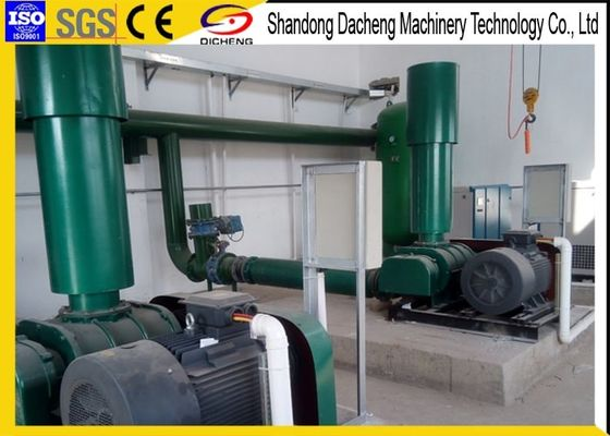 China Coupling Drive Aeration Blower For Wasterwater Treatment Plant 4.18-4.90m3/Min supplier