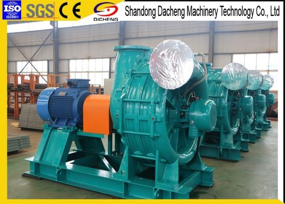 China Metallurgical Industry Centrifugal Blower / Air Cooling Centrifugal Vacuum Blower supplier