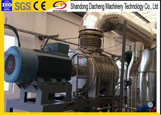 China CE Standard Food Industry Mechanical Steam Compressor Blower High Efficiency supplier