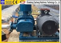 Oil Free Conveying Positive Displacement Blower For Sewage Treatment Plant