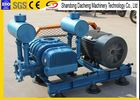 China Paper Cutting Machine Venturi Style Pneumatic Air Blower , Stable Roots Air Blower factory