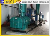 Petrochemical Sewage Treatment Plant Blower , Flexiable Roots Rotary Lobe Blower