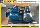 Chemical Industry Air Blower For Water Treatment Plant Customized Size