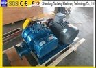 Suction And Discharge Biogas Blower / Aeration Positive Displacement Air Blower
