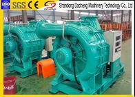 Customized Sewage Treatment Plant Blower / Steel Centrifugal Exhaust Blower