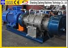 OEM Special Model Industrial Steam Roots Air Compressor , Roots Style Blower