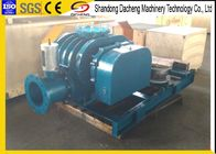 Burner Air Supply Roots Rotary Blower In Water Treatment Steadily Reliable Operation