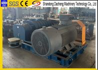 Power Plant Roots Type Air Blower / Industrial Oil Free Small Roots